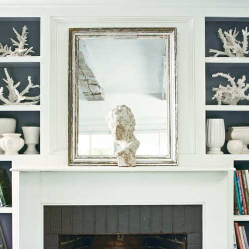 Benjamin Moore Products Fireplace